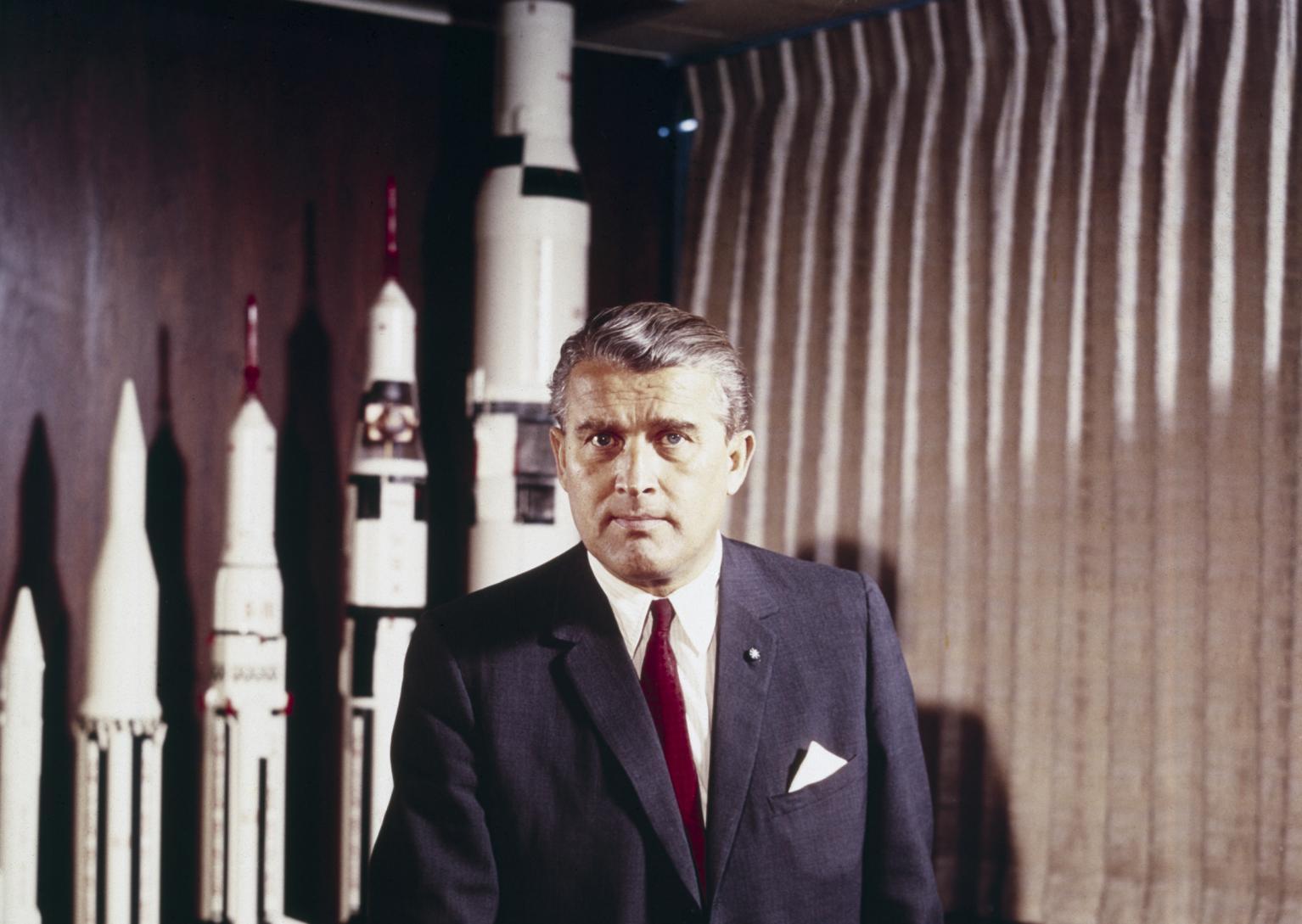 Wernher Von Braun | Hack the Moon