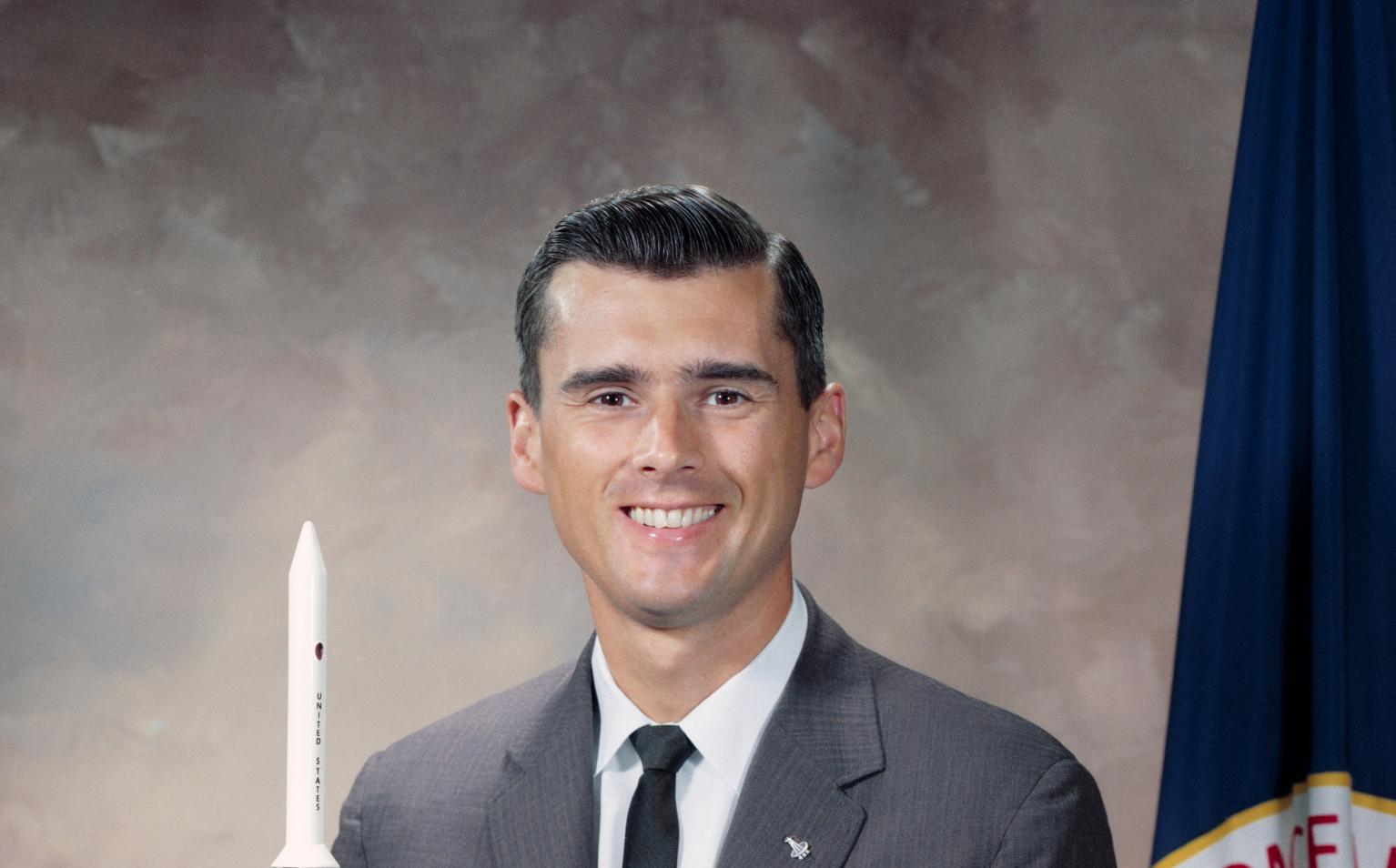Apollo 1 Astronaut Roger Chaffee
