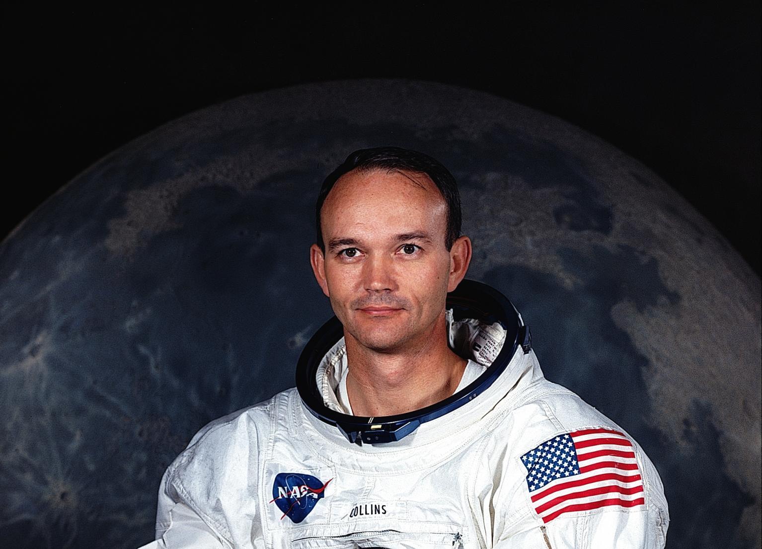 Michael Collins   Hack the Moon