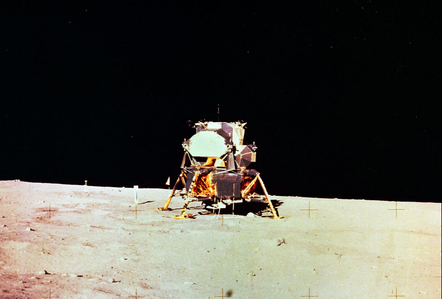 Apollo 11 Lunar Excursion Module, Eagle