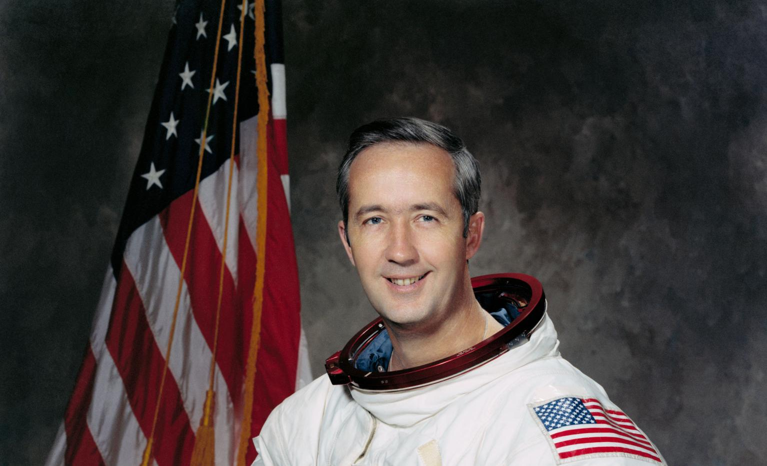 Astronaut James A. McDivitt