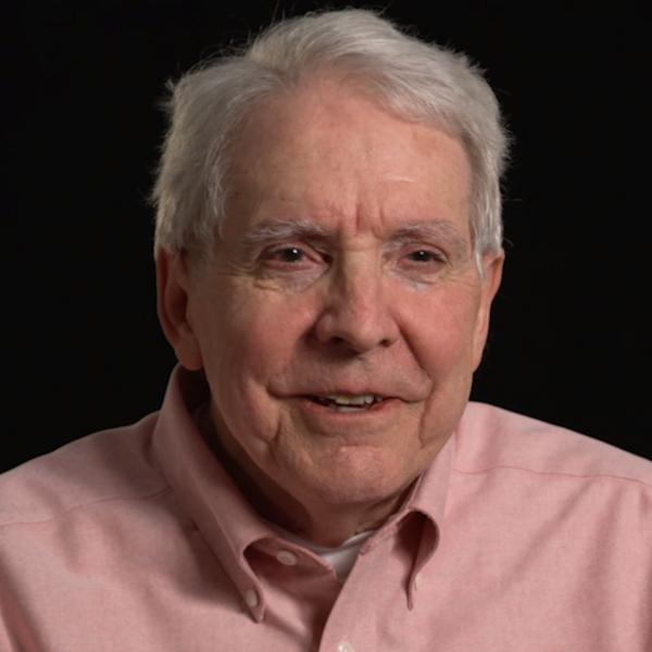 Draper Engineer Bill Robertson
