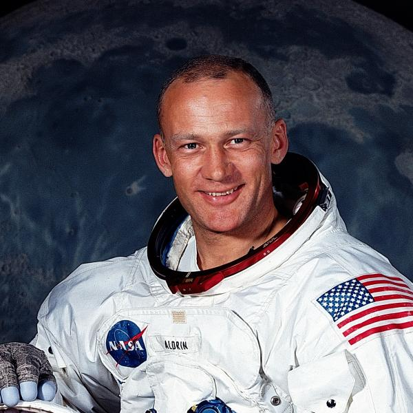 Apollo 11 Astronaut Edwin Buzz Aldrin Jr.