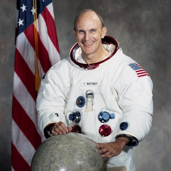 Thomas Mattingly, Apollo 16 command module pilot