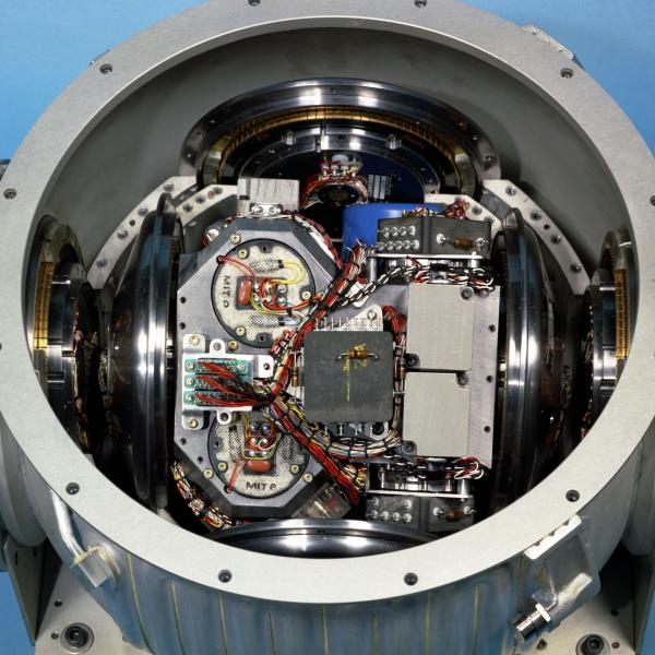 IMU-3 For Apollo Guidance & Navigation Equipment