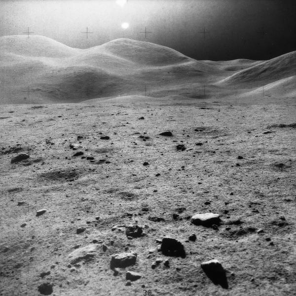 Apollo 15 Lunar Surface