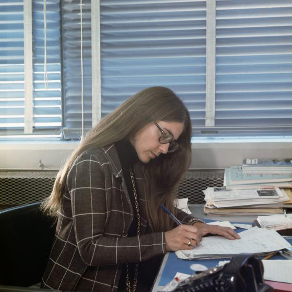 Margaret Hamilton at Work