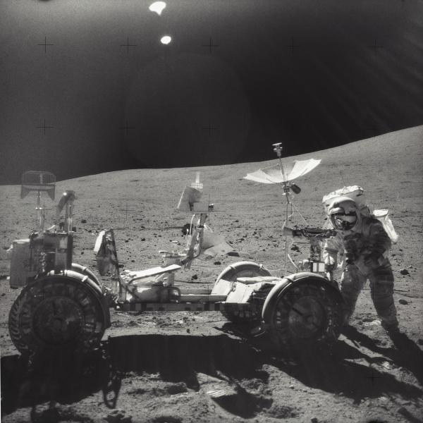 Apollo 16 Lunar Roving Vehicle