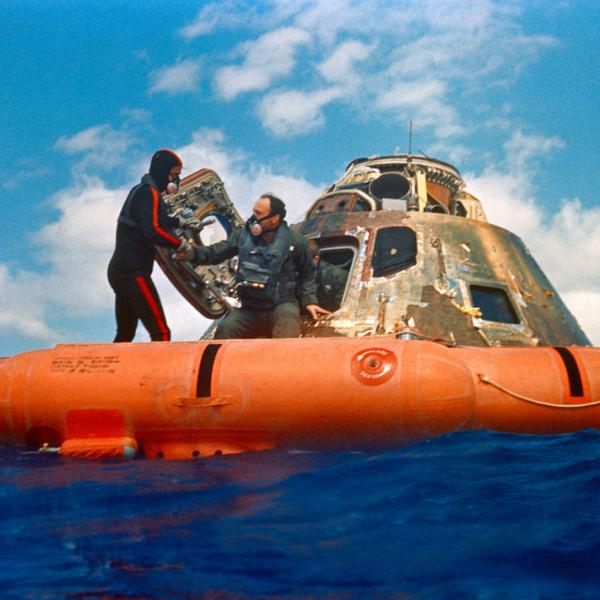 Apollo 14 Recovery Operations